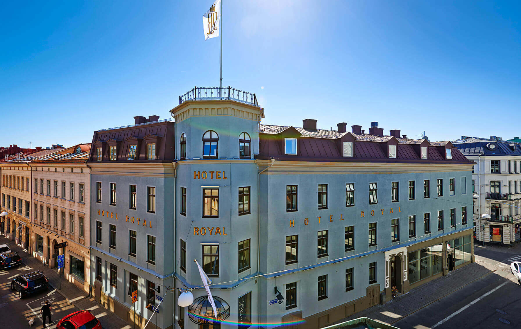 Hotel Royal Konferens